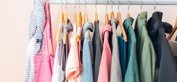 Odzież używana, czyli modne marki zagrosze